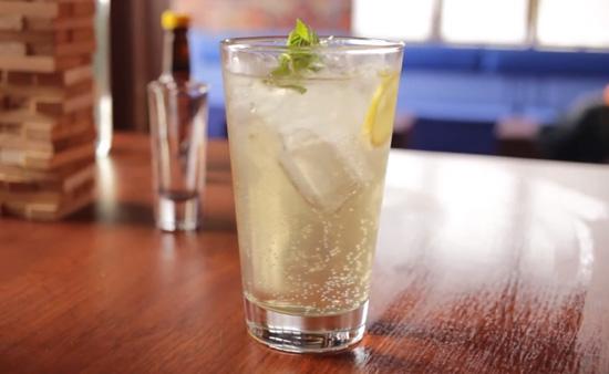 Cóctel Vodka Spicy Ginger