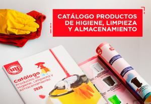 Catálogo de Higiene, Limpieza y Almacenamiento