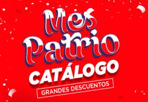 CATÁLOGO MES PATRIO 2020
