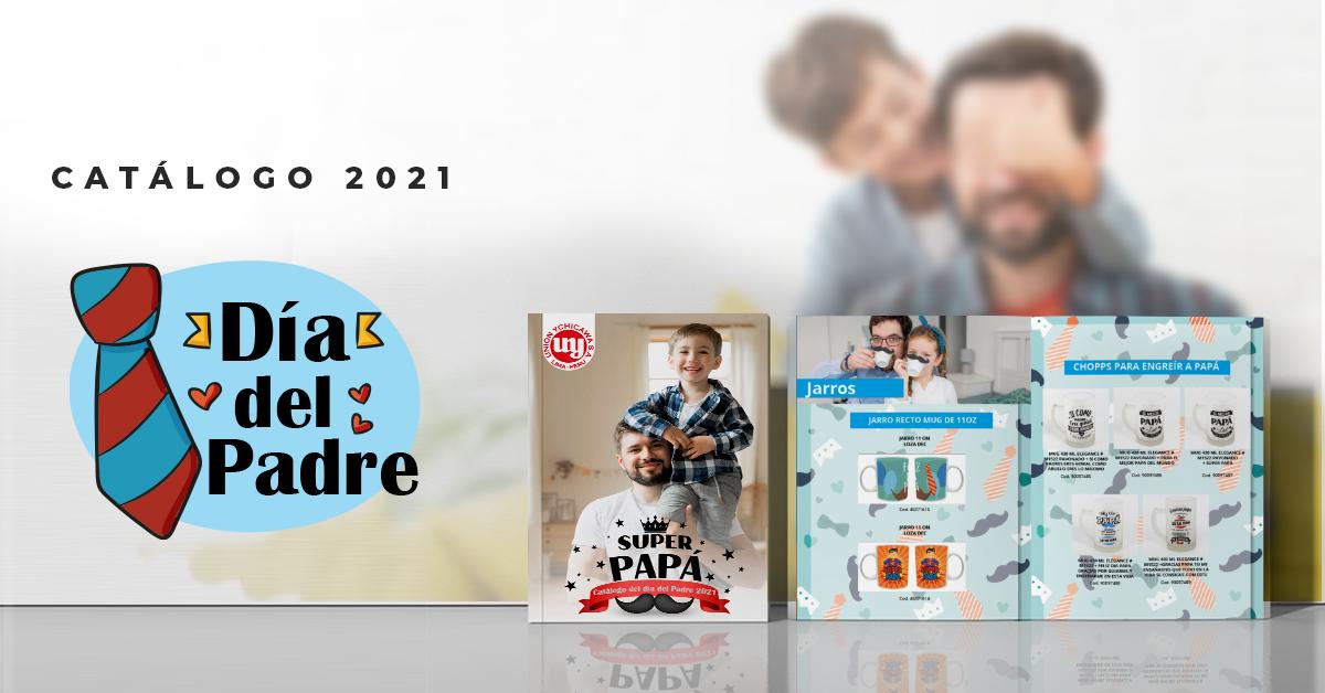 Catálogo del Día del Padre 2021